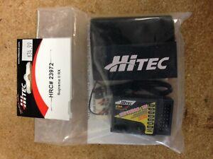Hitec receiver 23972 7 channel supreme