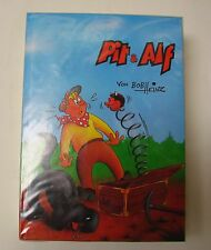 Pit & Alf (Hethke, Gb.B.) Nr. 1-9 kpl. + 1-5 kpl. (Z1)