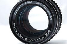 PENTAX SMC PENTAX-M 50mm F1.4 K Mount Lens SN2368176