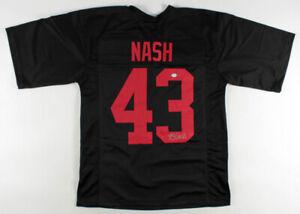 Kevin Nash Signed NWO Jersey (PSA Holo) WCW World Heavyweight Champion 1999-2001