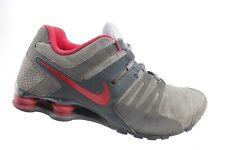 NIKE Shox Turbo Grey Sz 10.5 Men Running Shoes