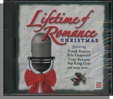 Lifetime of Romance: Christmas - New 2004 Time/Life Sony V/A Christmas CD!