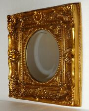 MIRROR BAROQUE STYLE SMALL GOLD MIRROR #AS120