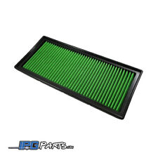 Green Drop In Replacement Air Filter Fits 1997-2006 Jeep Wrangler 4.0L L6