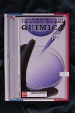 Libro 'Química 2' Bachillerato. Editorial SM. 2003