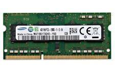 16GB DDR3L (2 x 8GB) LAPTOP MEMORY RAM. 204 PIN. SAMSUNG