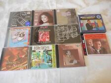 11 CDs Jazz Swing Mid Century Mercer, Kern, Sherman, Goodman, All LIKE NEW +426
