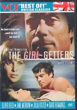 The Girl Getters (DVD, 2010) AKA The System- -  Swinging London Comedy    NEW