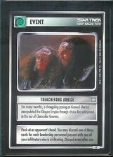 Star Trek CCG All Good Things Treacherous Advice 5P