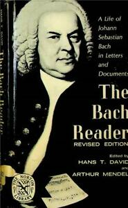 The Bach Reader Revised Edition