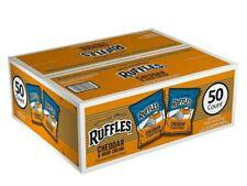Ruffles Cheddar & Sour Cream Potato Chips 1 oz 50 ct.