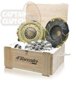 HEAVY DUTY 4 TERRAIN clutch kit ISUZU D-MAX 3.0L VCDi (4JJ1-TC) 10/08-CURRENT