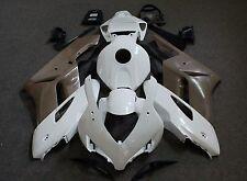 Unpainted White ABS Plastic Fairing Bodywork Kit For Honda CBR 1000 RR 2004-2005