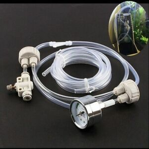 CO2 Generator System Kit with Diffuser For Live Plants Complete DIY Accessories