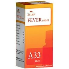 Allen A33 Fever Drops 30 ml Free Shipping