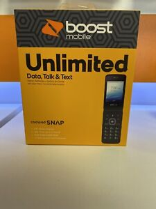 New Sealed Boost Mobile Coolpad Snap Flip Phone **LOT OF 5**