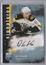 2007-08 Be A Player Signatures #SKS Phil Kessel Auto Boston Bruins