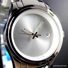 Invicta Pro Diver Diamond Accented Automatic 43mm Silver Tone Steel Watch New