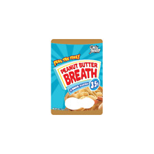 Peanut Butter Breath Cali Tin Labels Mylar Bag Stickers