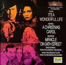 It's a Wonderful Life / A Christmas Carol / Miracle on 34th Street Sundance Fil
