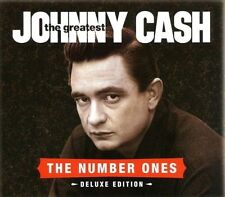 JOHNNY CASH – The Greatest: The Number Ones (Deluxe Edition) BRAND NEW & SEALED