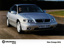 Vauxhall-Opel Omega Colección de Foto de prensa, Inc MV6 Elite, ect 600 imágenes