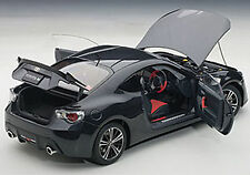 Autoart TOYOTA 86 GT LIMITED ASIAN VERSION RHD GRAY METALLIC 1/18. New In Stock!