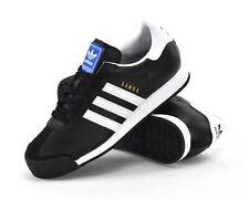 Adidas Samoa - 019351-Negro/Blanco-Adidas Originals-Zapatillas para hombre-nuevo