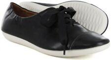 Clarks BNIB Ladies Lace-up Shoes FEATURE SHOW Black Leather UK 7 / 41