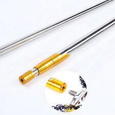6.2ft Gold Head Ring M8 Prong Harpoon Spear Gun Gig Rod Fish Frog Salmon Eel L22