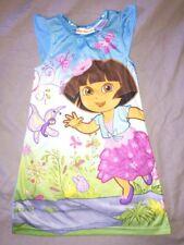 chemise de nuit polyester  neuve SE dora l'exploratrice taille 4 ans
