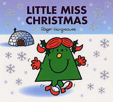 Little Miss Christmas (Little Miss Library), Hargreaves, Roger , Very Good | Fas