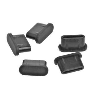 5stk Schutzstopfen Ladeanschluß Stecker Stöpsel für LG K61