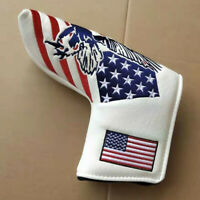 1pc New Eagle Blade Putter Cover Magnetic Golf Headcover for Titleist Ping PXG