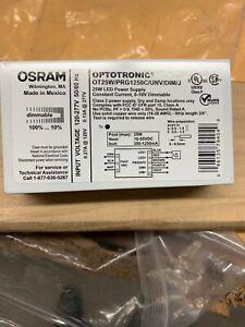OSRAM / Sylvania 79404, OT25W/PRG1250C/UNV/DIM/J, 25w LED Power Supply