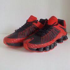 d639c26dc13 Nike SHOX TLX Running Shoes BLACK RED Men Size 8