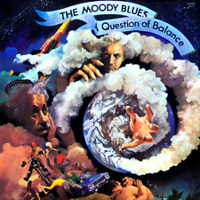 The Moody Blues A QUESTION OF BALANCE 180g +MP3s GATEFOLD New Sealed Vinyl LP