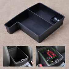 Car Armrest Box Secondary Storage Box holder For Nissan X-Trail Rogue 2014-2015