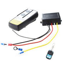 12V 12 Volt Wireless Remote Control Kit for Truck Jeep ATV Winch CS