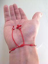 Protection Red Evil Eye, Good Luck. Red Bracelet For Adult Unisex djustable