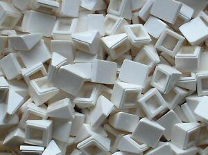 10 x LEGO white Slope Brick 54200 / Set 7573 10198 10224 10235 7679 10233 10212