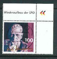 BRD Mi-Nr. 1824 - Ecke 2 - Eckrand - Vollstempel - zentrisch Mainz Ersttag