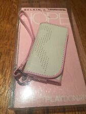New Belkin PINK HOPE Breast Cancer Case Cover For iPod Nano 2G 2nd Gen 3407Y B97