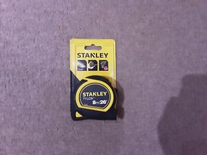 Stanley Tylon 8m/26' Tape Measure