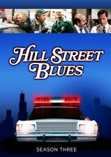 Hill Street Blues: Season Three - 5 DISC SET (2014, REGION 1 DVD New)