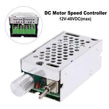 12v24v 10a Dc Adjustable Motor Speed Controller Driver Switch Pwm Hho Reversing