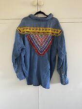 Wrangler Vintage Denim Jacket with Beads