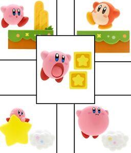 KITAN CLUB Gashapon Pitatto Kirby Aimant Figurine / Suivi