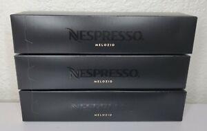 Nespresso Melozio VertuoLine Capsules Med Roast Coffee 30 Ct BB 12/31/2021 New