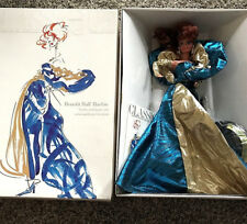1992 Benefit Ball Barbie Doll 1st in Seriies Classique Collection Collectors